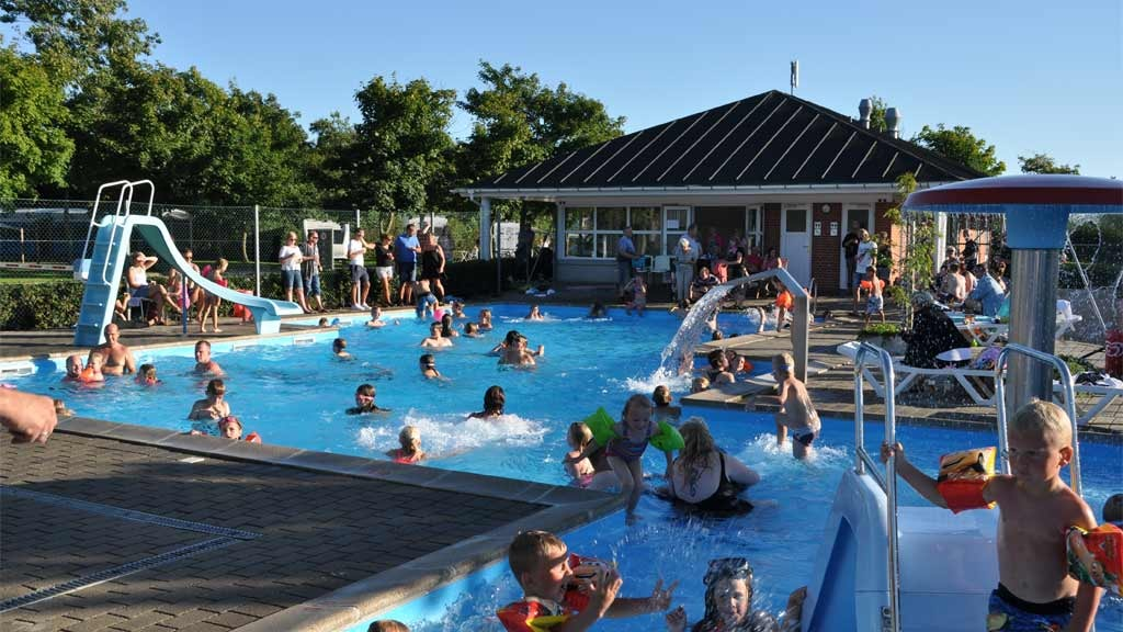 Svømmebad  Esbjerg Camping