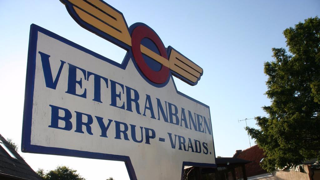 Veteranbanen Bryrup-Vrads