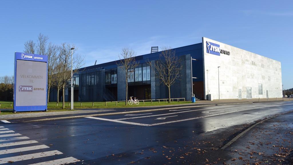 Jysk Arena Venue Silkeborg