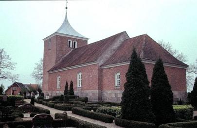 Sjørslev Kirke