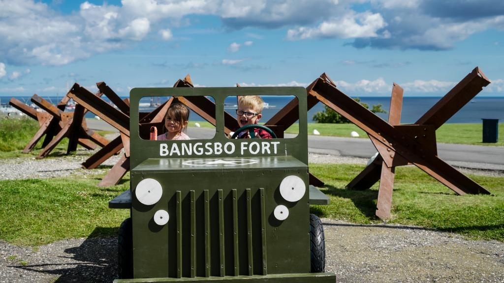 Kystmuseet Bangsbo Fort
