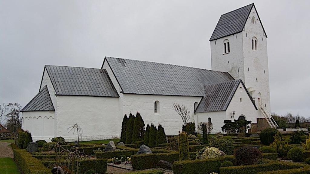 Bjarne danske-kirker