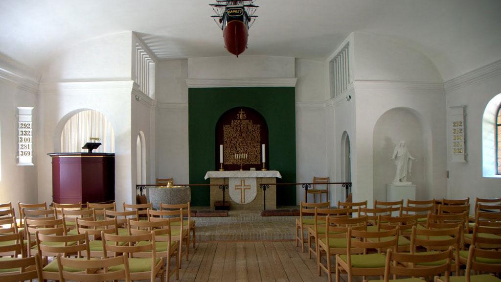 Lundeborg Kirke | Visitsvendborg