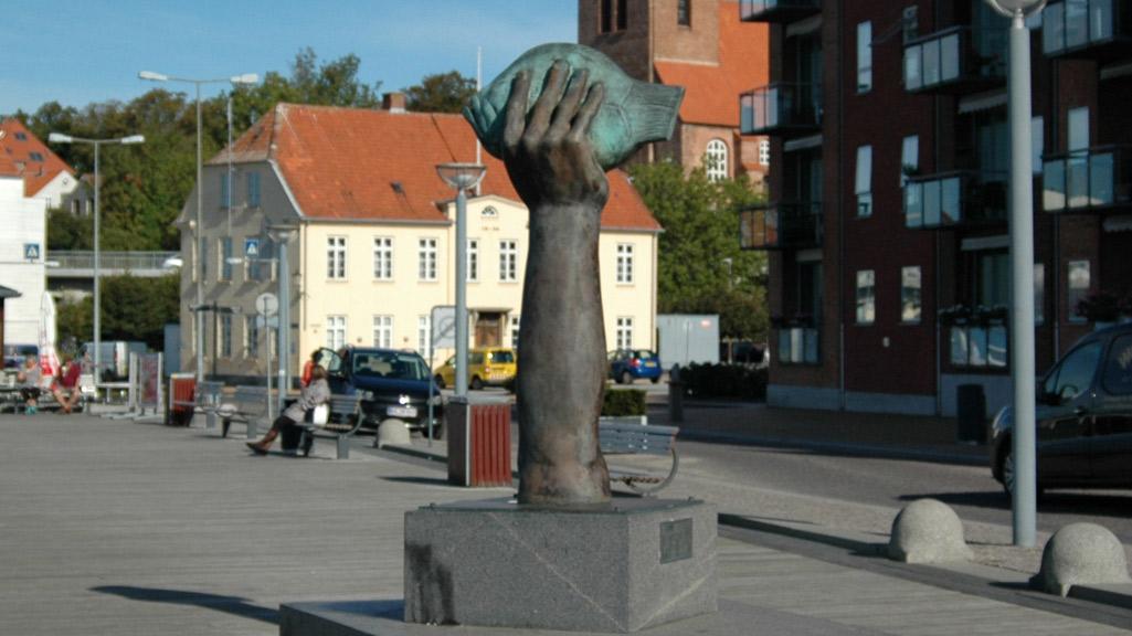 © Günther Grass Fotograf: VisitSønderborg