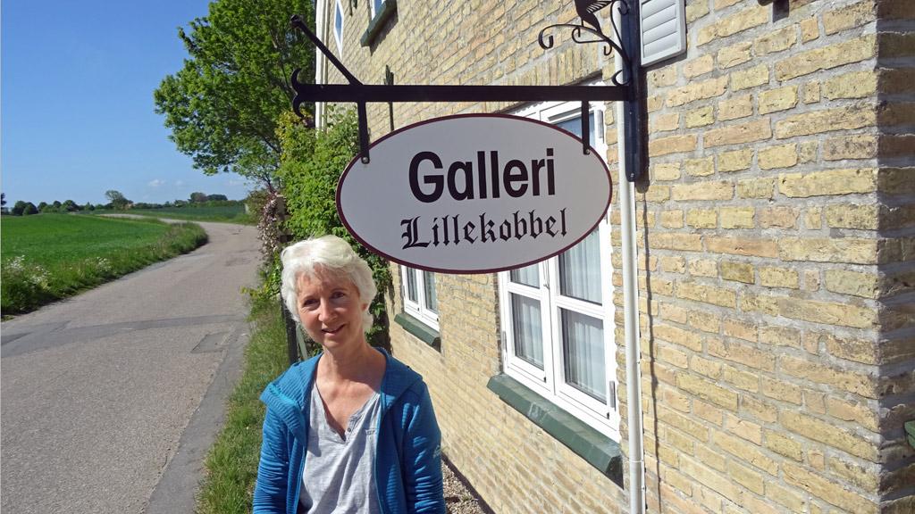 Galleri Lillekobbel - Kegnæs