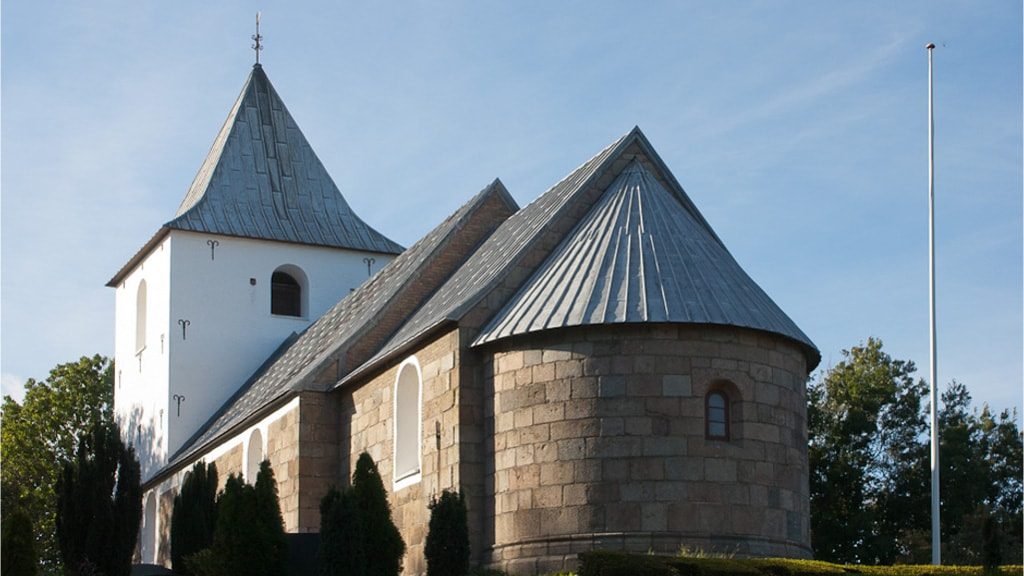 Heltborg Kirke - Udefra