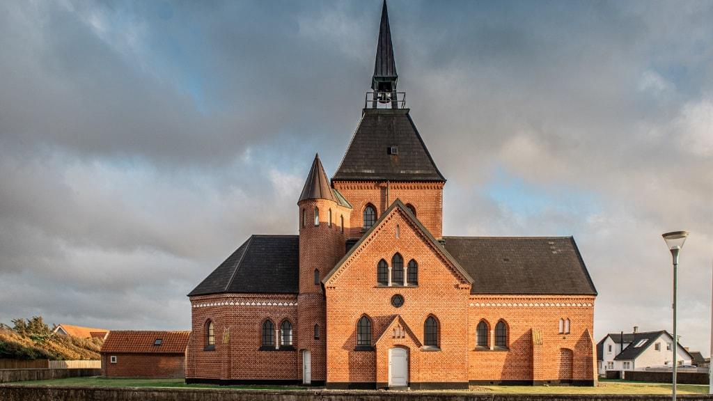 Vorupør Kirke