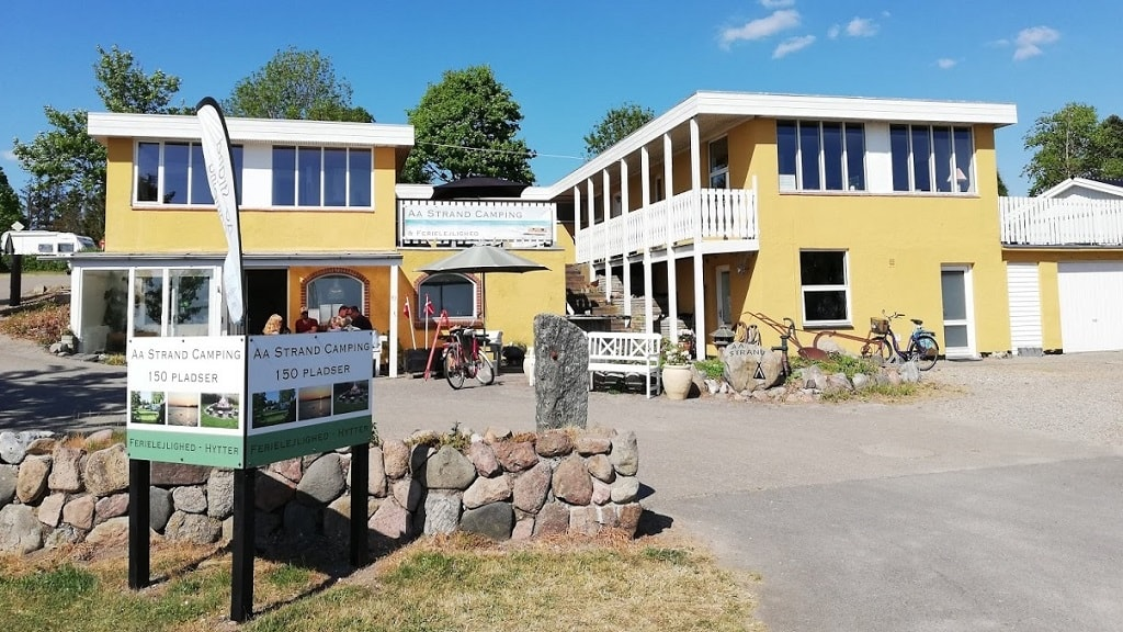 aa strand camping plads