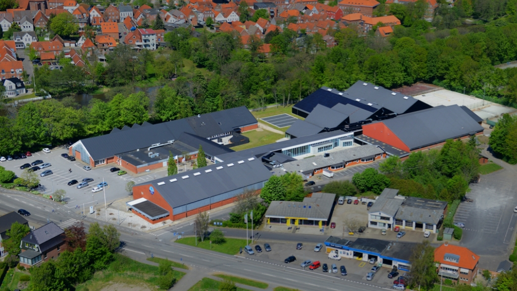 Tønder Sports- & Fritidscenter | Visitdenmark 15 Sport Schwimmbad Designs