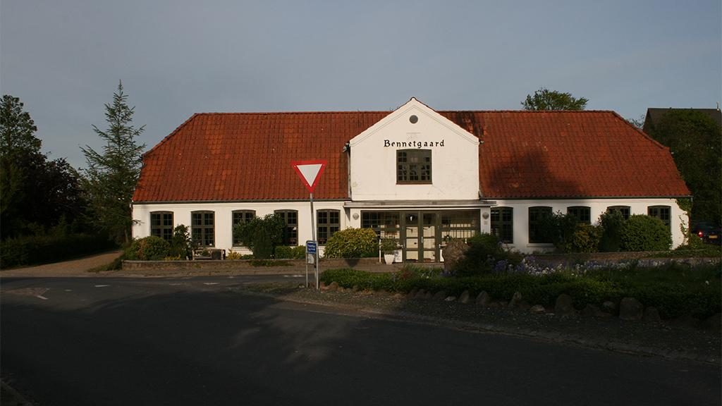 Bennetgård, Københoved