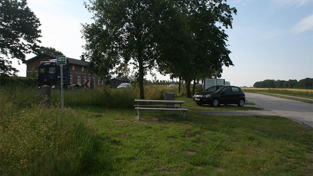 Rastepladsen ved Skodborghus