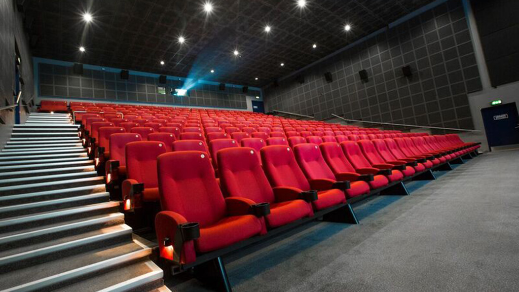aalborg bio Nordisk Film cinemas herning