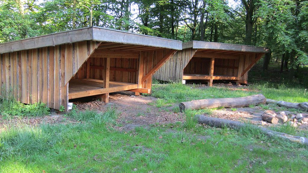 Løvbakke-Shelterplads