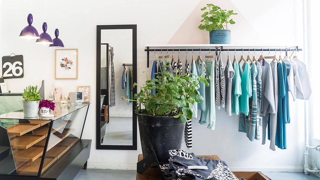 tøjforretninger i odense