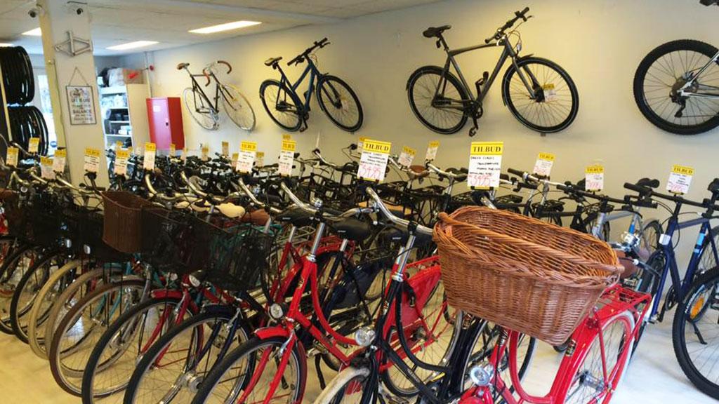 Nørregade Cykler   Visitodense
