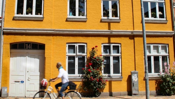 Odense City Bed & Breakfast | Visitodense
