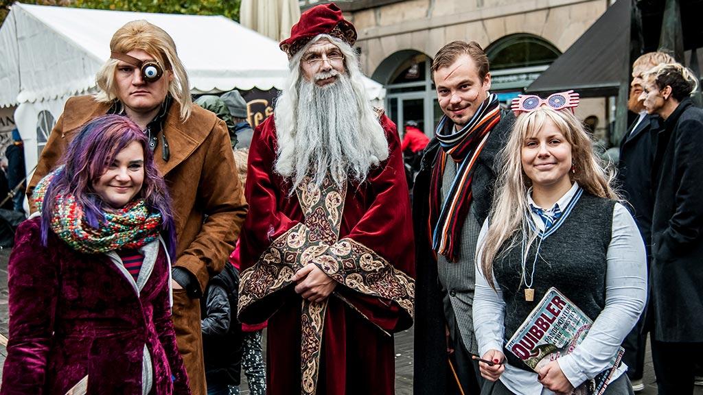 Výsledek obrázku pro harry potter festival odense