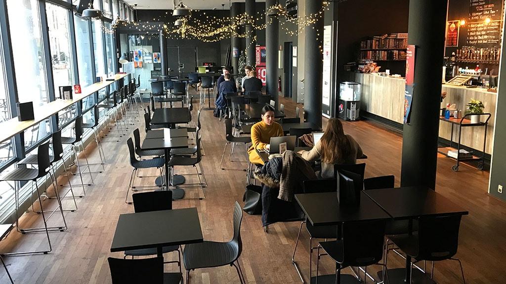 Caféen i Studenterhuset