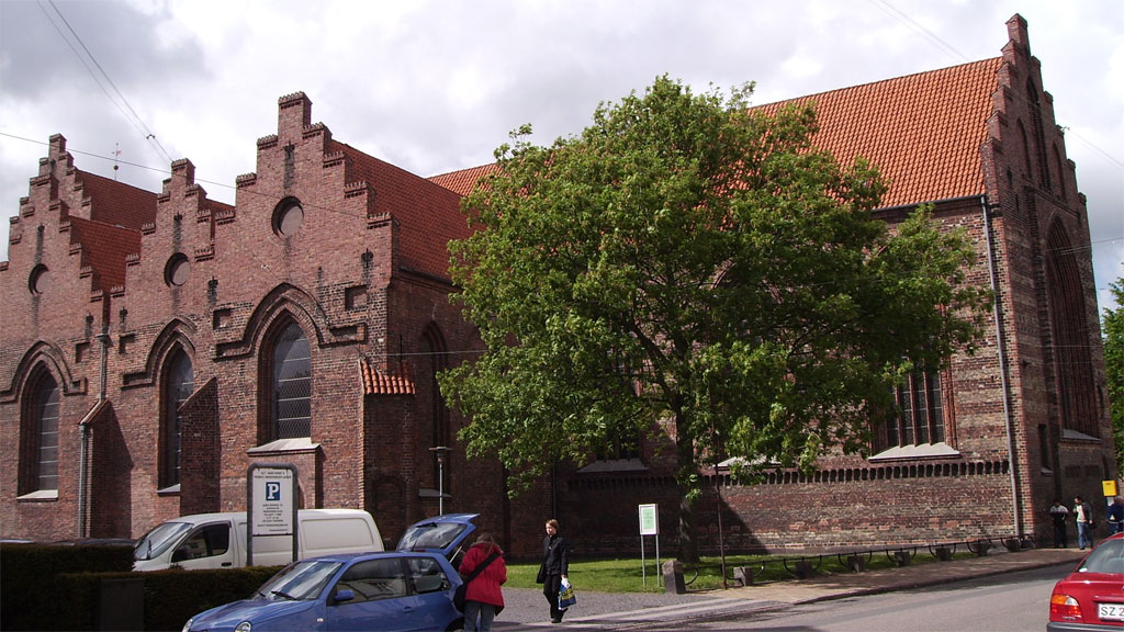 Sct. Hans Church - built in 1250 | VisitDenmark