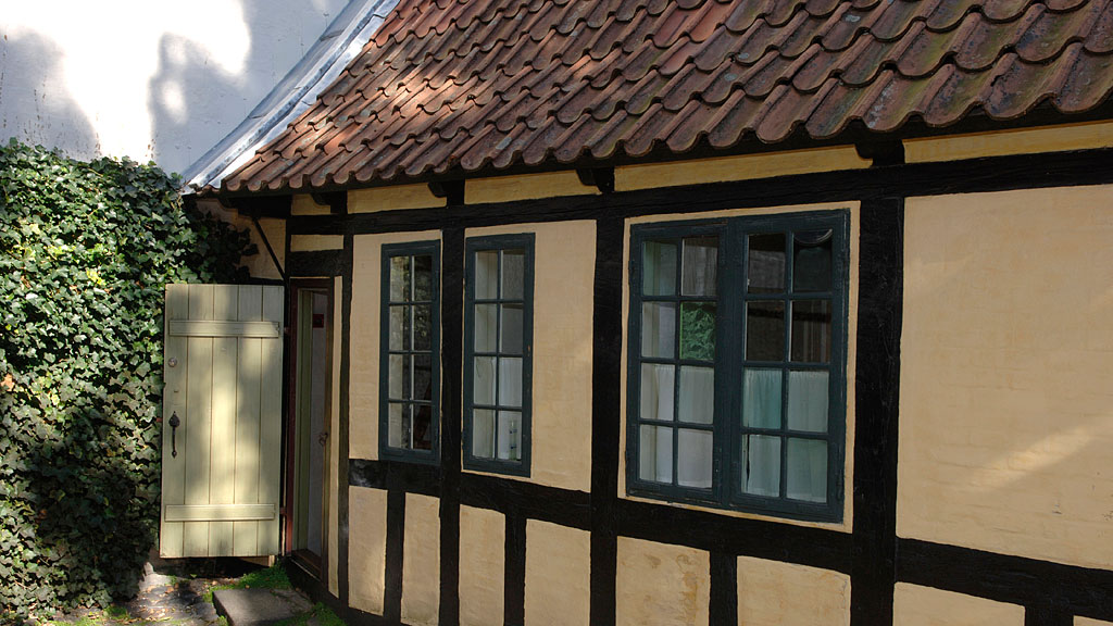 In the Footstep of Hans Christian Andersen | Visitodense