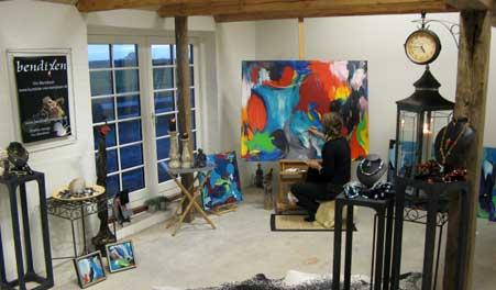 Bendixen Galleri & Atelier
