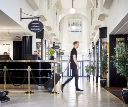 BEST WESTERN ToRVEhallerne, Hotel - 1