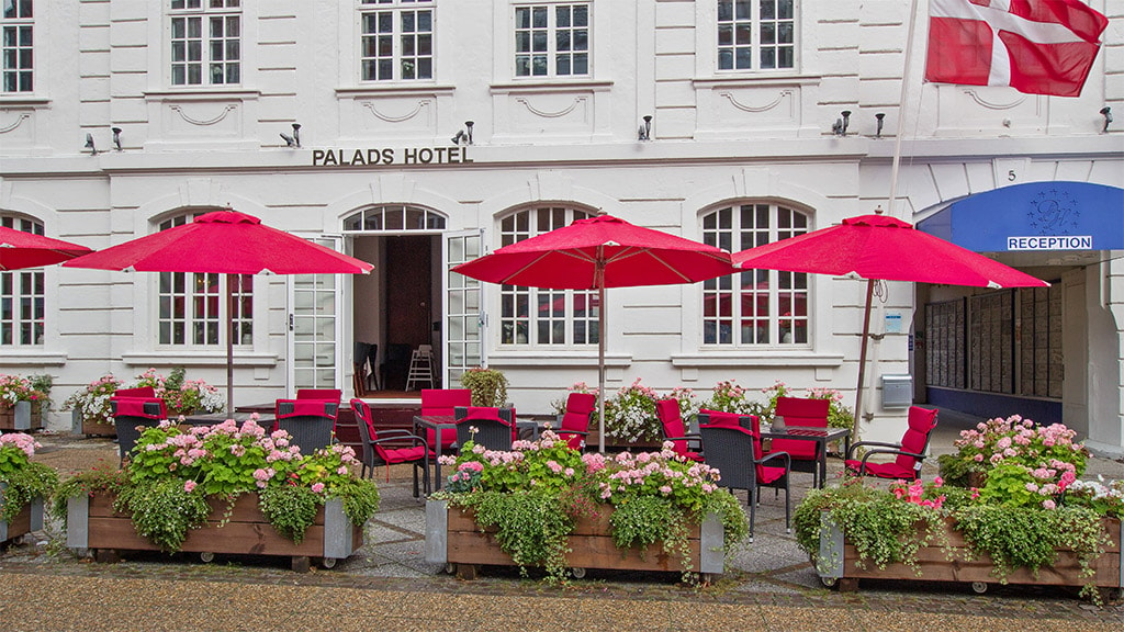 Best Western Palads Hotel Viborg