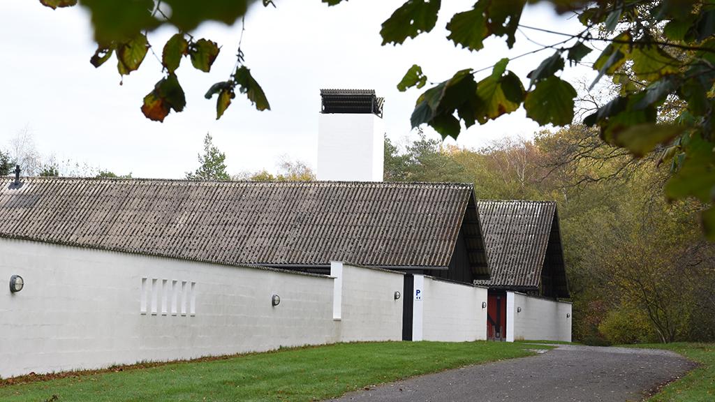 Hald Ege Kirke | Visitviborg
