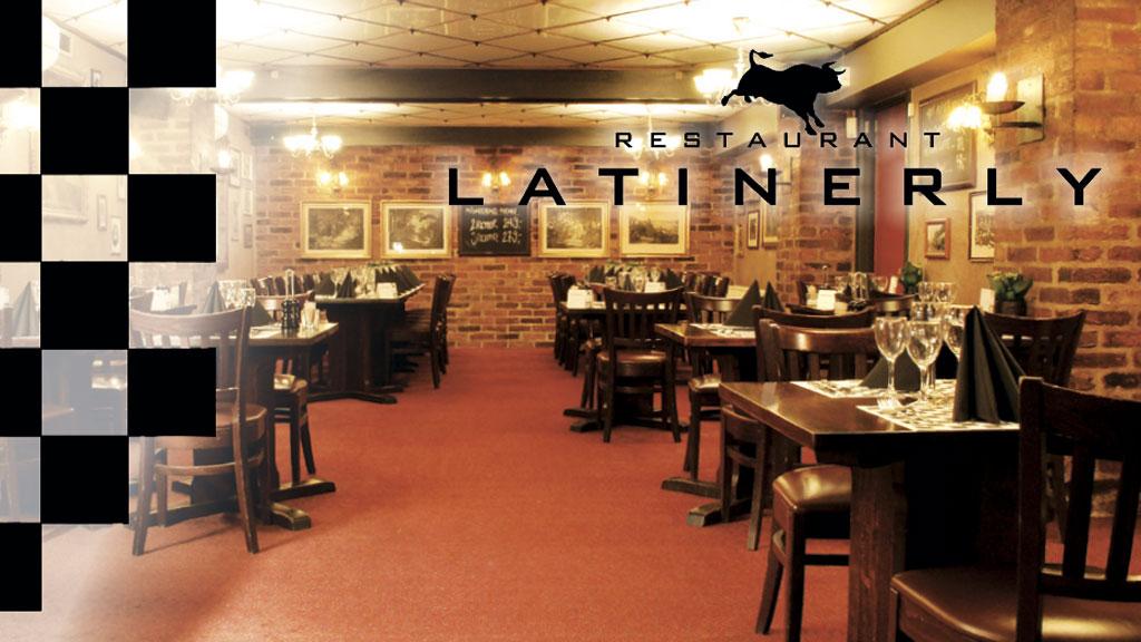 Restaurant Latinerly Haervej