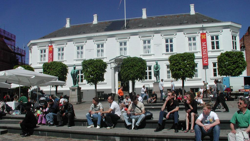 kunstmuseum københavn store brost