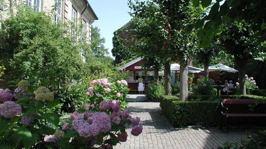 Skovgaard Museets Have