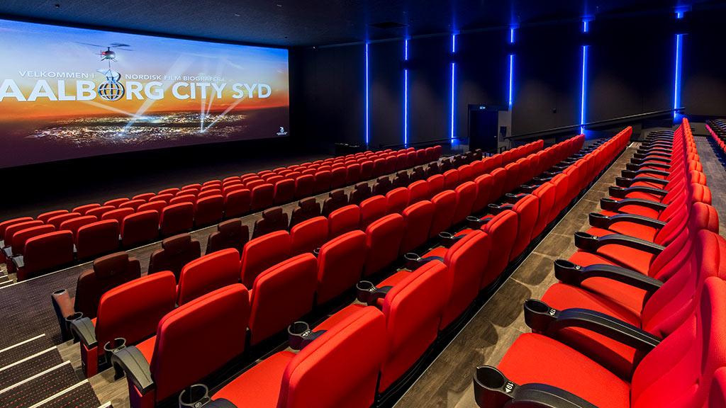 Nordisk Film Biografer Aalborg City Syd | VisitDenmark