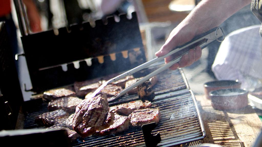 Jensens Spareribs På Gasgrill : 🥩 kalorier i spareribs gratis kalorietabel