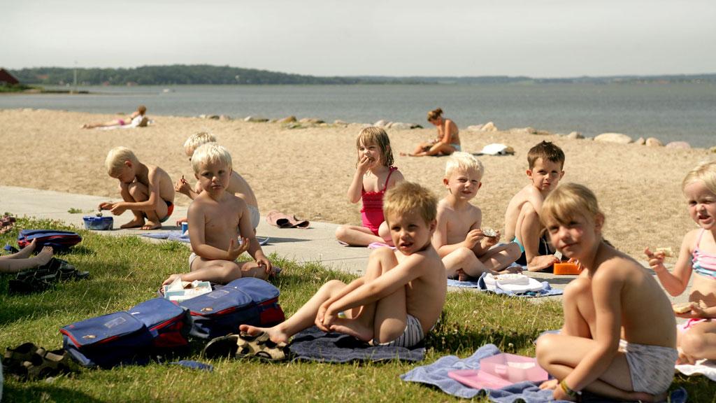 massageklinik aalborg Houstrup strand naturist