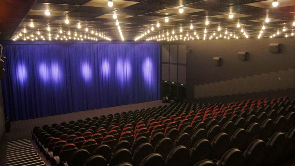 Kino Nordisk Film Biografer Aarhus Visitaarhus