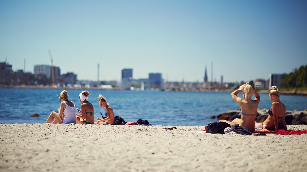 naturist strande i Danmark Dansk porno video