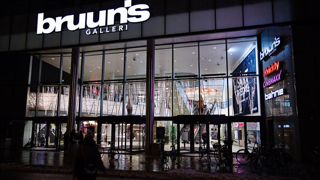 Jul i Bruuns Galleri i Aarhus