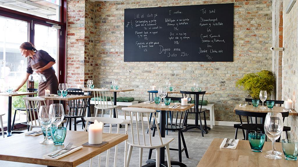 gourmet restaurant århus
