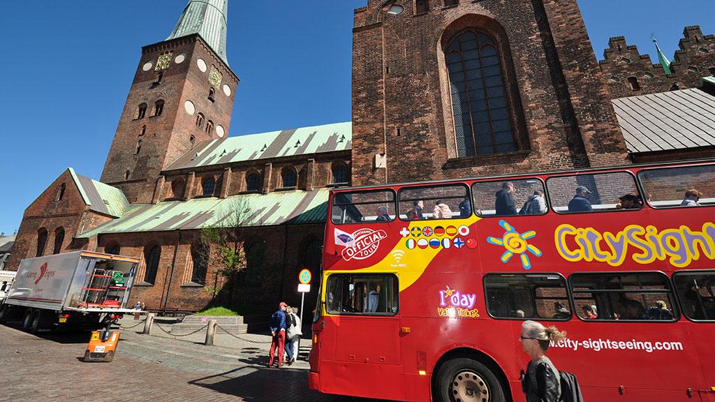 Hop On Hop Off City Sightseeing Aarhus VisitAarhus