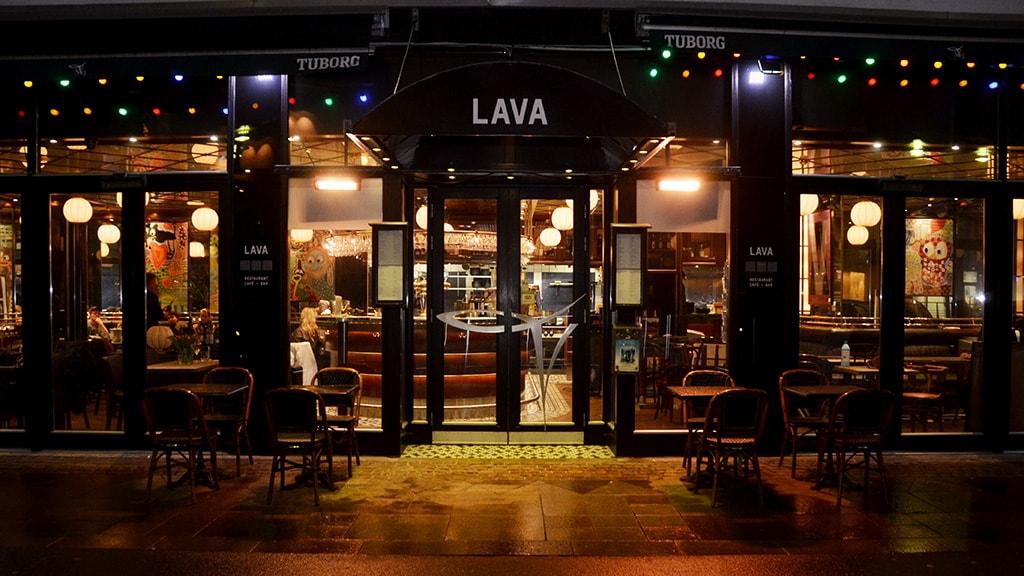 Velkommen til Restaurant Lava i Aarhus
