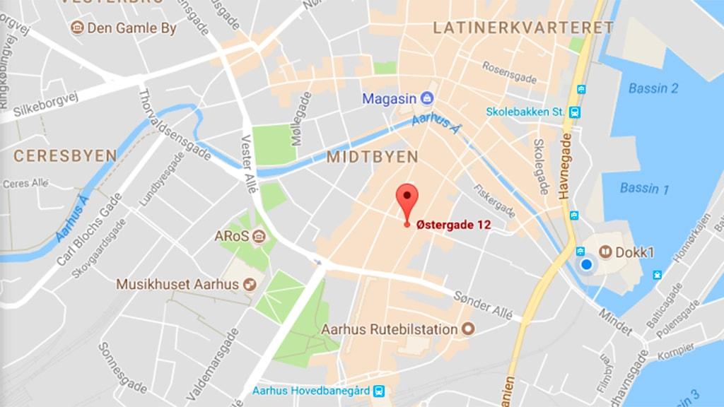 Q-Park Aarhus City