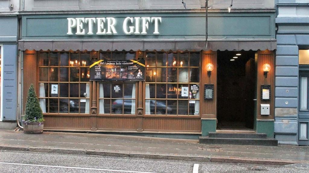 Peter Gift i Aarhus