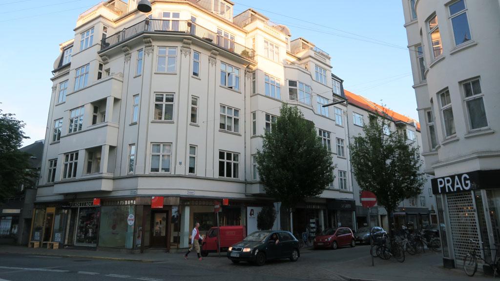 B&B Borggade Aarhus C   VisitAarhus