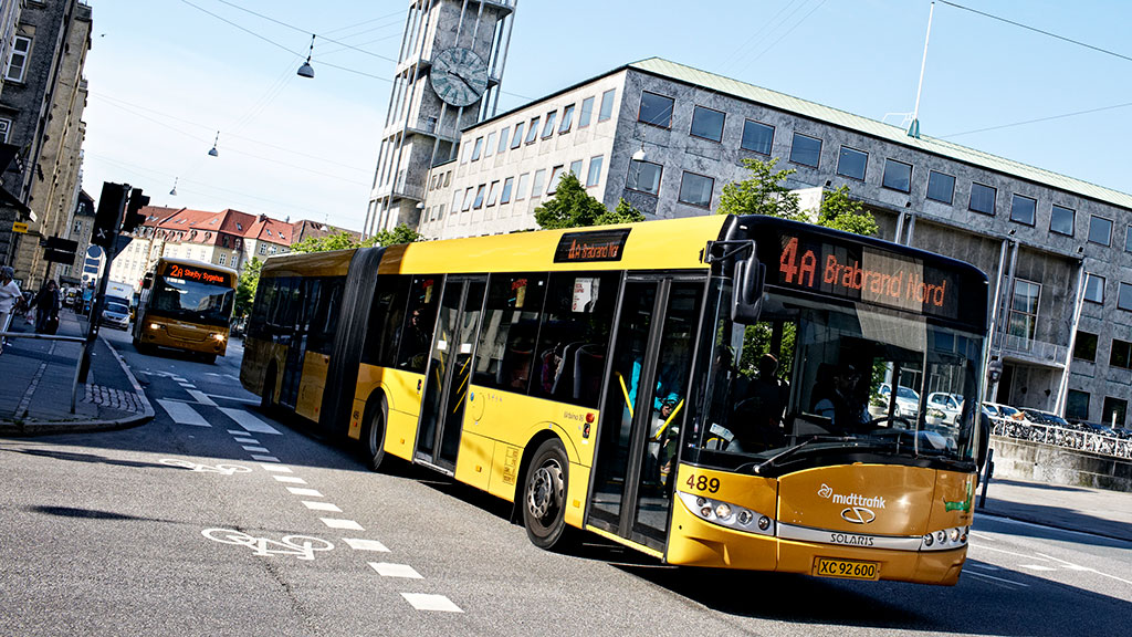 Aarhus Rutebilstation Visitaarhus