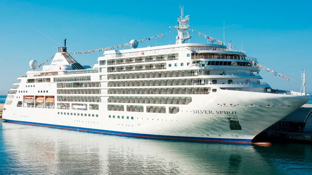 Krydstogtskib Silver Spirit