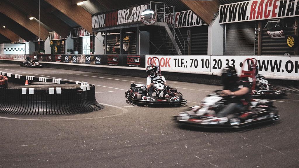 RaceHall | VisitAarhus
