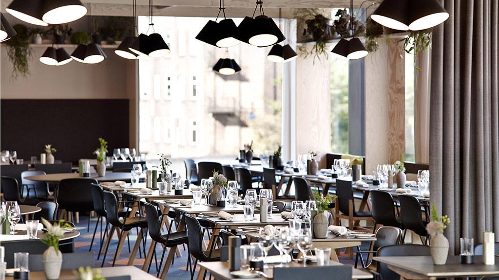 Comwell Hotel Aarhus restaurant