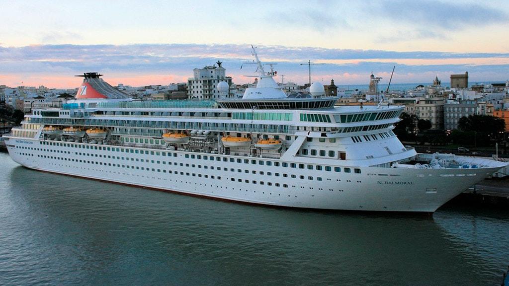 Balmoral cruise