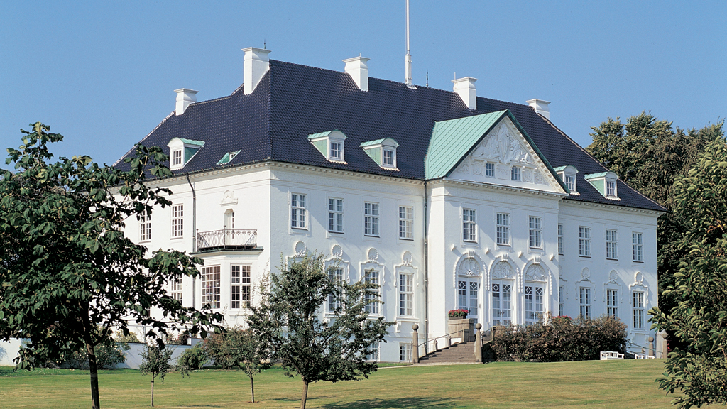 Billedresultat for marselisborg slot