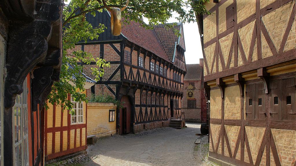 Billedresultat for den gamle by århus